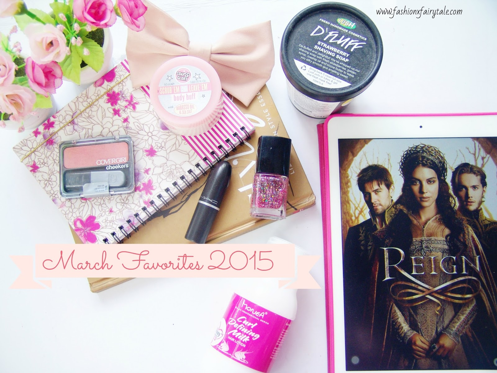 March Favorites 2015   Beauty & Lifestyle