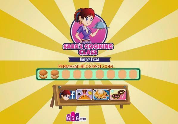 Permainan Memasak Burger Pizza