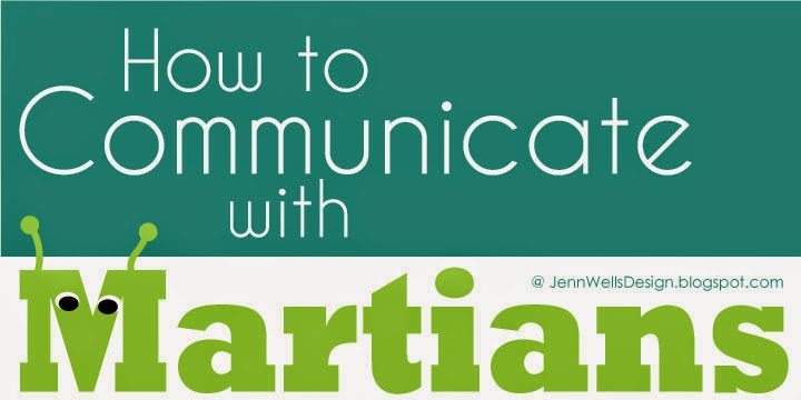 Could vs Would - How to Communicate with Martians | Business, Life & Design