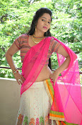 Mitra photo shoot in half saree-thumbnail-5