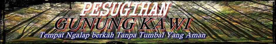 Pesugihan Gunung Kawi Tanpa Tumbal