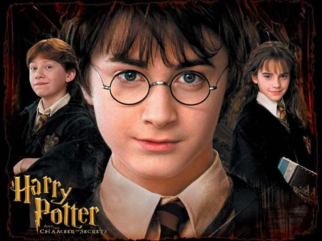 Harry potter and the chamber of secrets movies maniac for Chambre harry potter