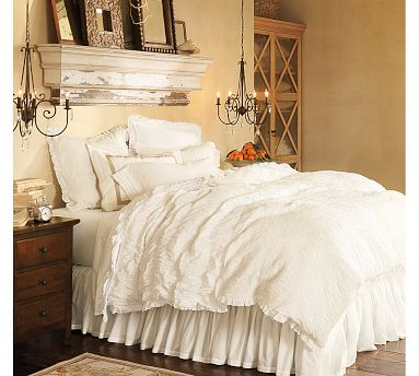 Grand Design All White Bedding