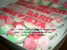 cUP caKEs dECo wITh fONdaNT icINg