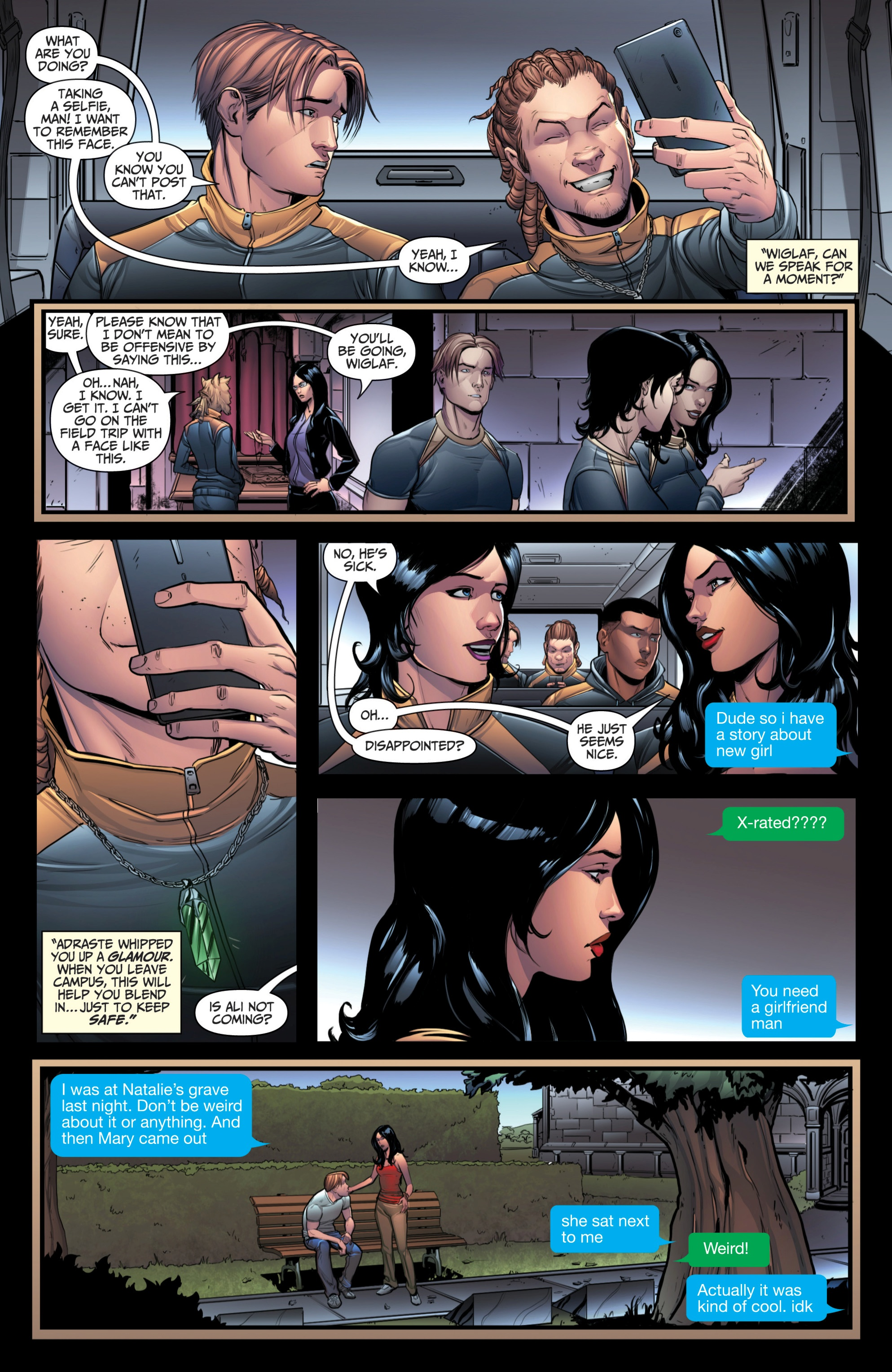Grimm Fairy Tales (2005) Issue #115 #118 - English 4