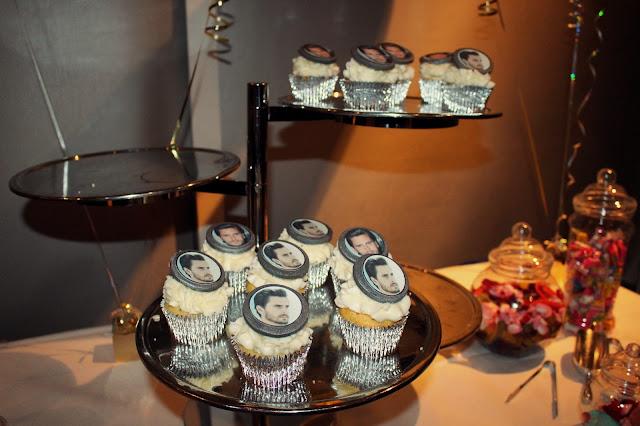 Scott Disick cupcakes