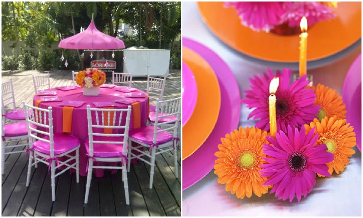 Orange Fuchsia The Colors Of Gucci And Pucciwedding Dresses