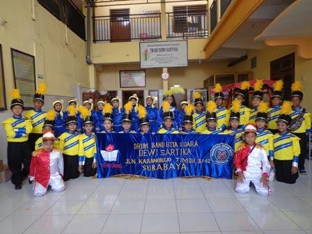 Drumband SD Dewi Sartika