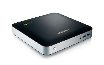 Google's and Samsung's ChromeBox