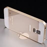 เคส-Galaxy-S5-รุ่น-เคส-Frame-อลูมิเนียมแท้-+-PC