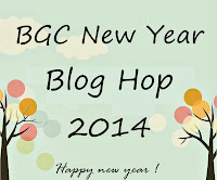 BGC NEW YEAR BLOG HOP -2014