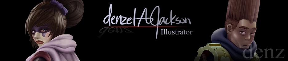 Denzel A Jackson