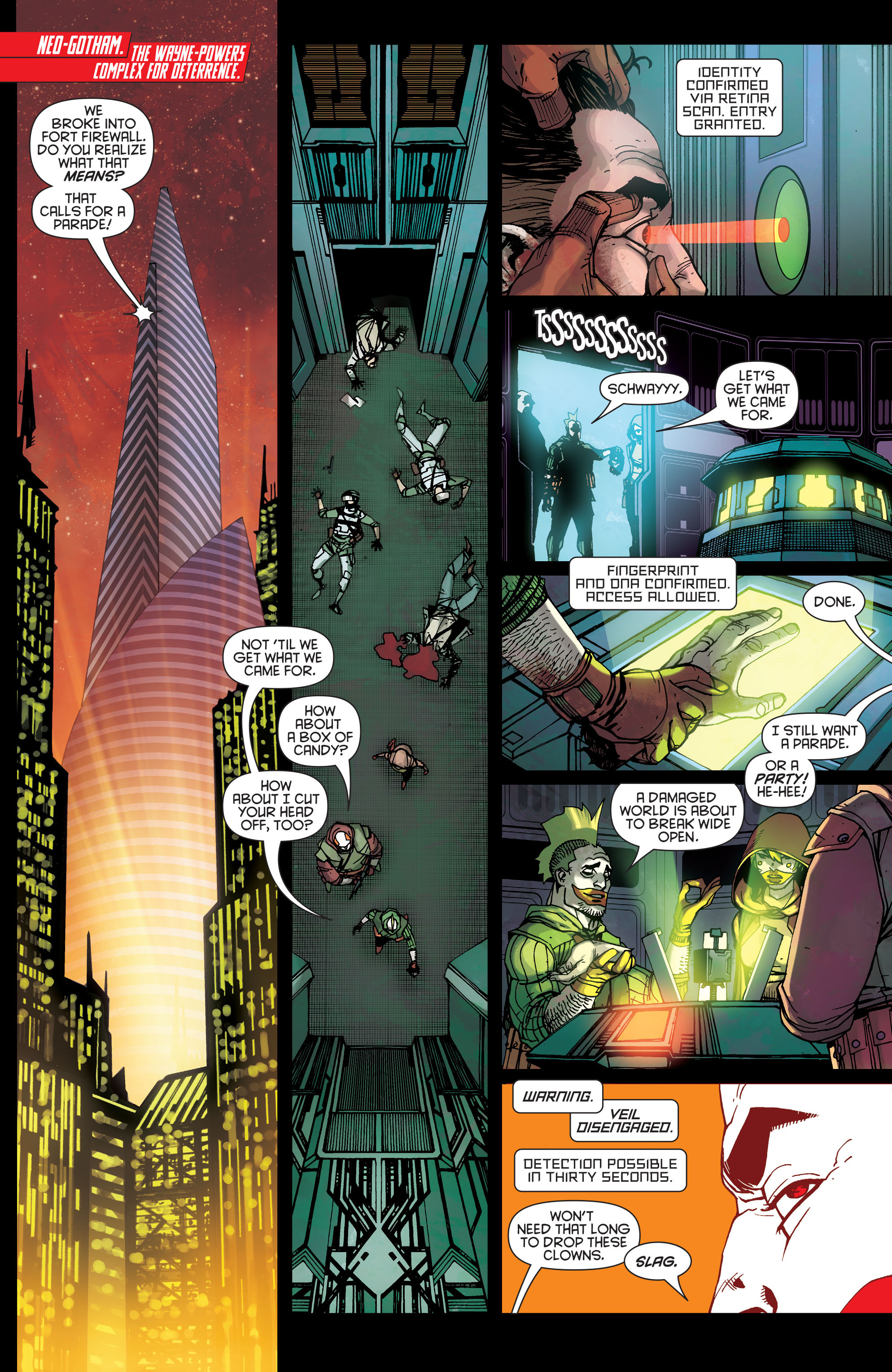 Batman Beyond (2015) Issue #1 #1 - English 4