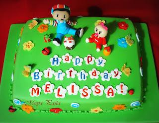 çocuk pastası