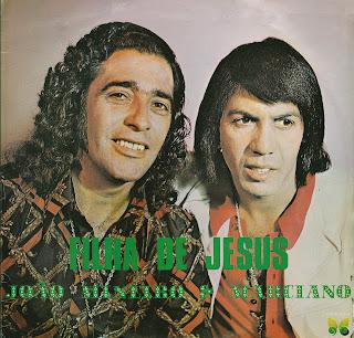 Jo�o Mineiro e Marciano - Vol.01 - Filha de Jesus