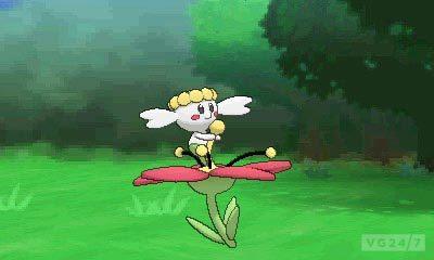 Pokémon X & Y: novos monstrinhos, trailer, imagens, personagens e o primeiro ginásio Flab_b__screenshot_1