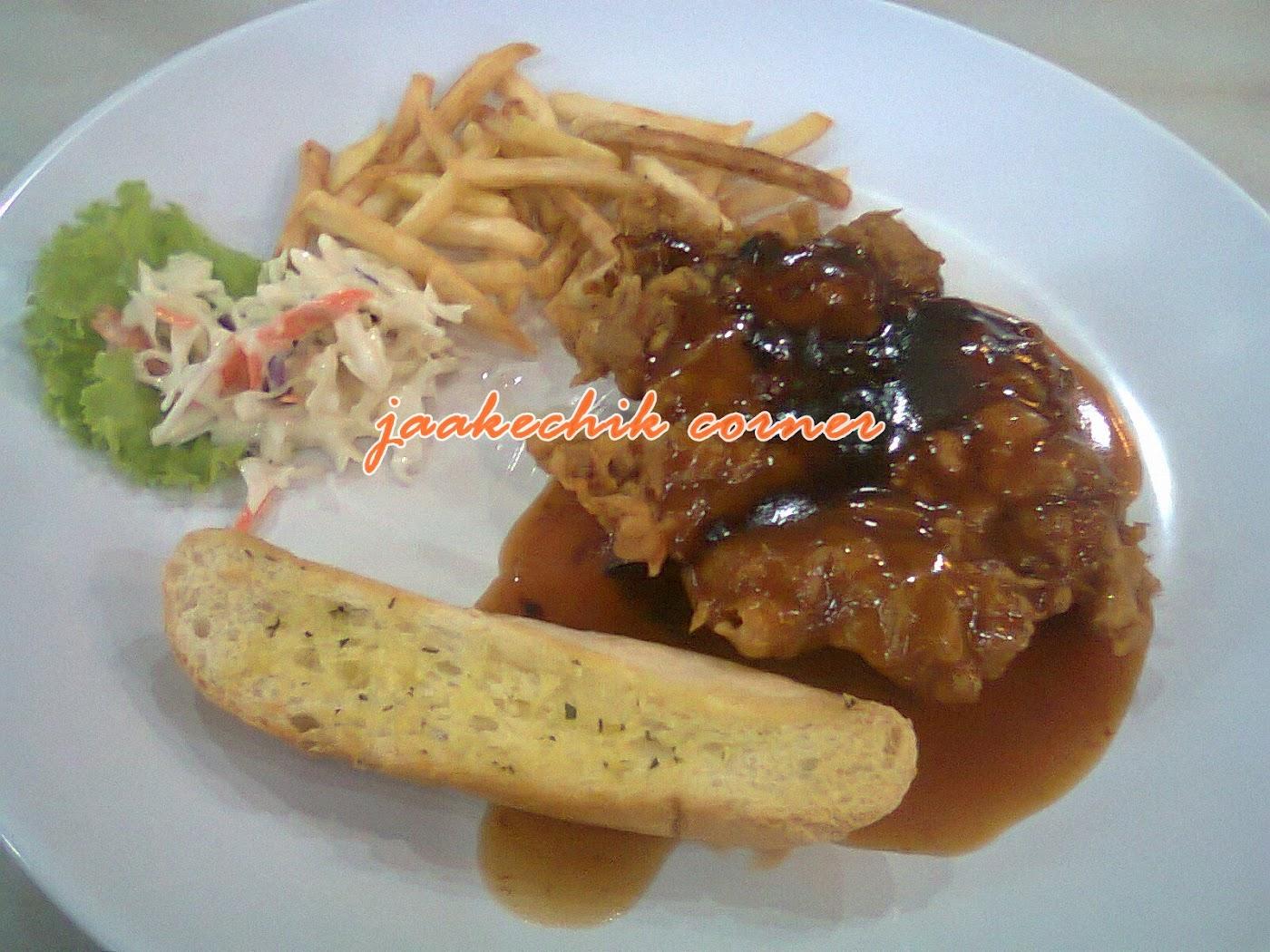 makanan, makanan di kelantan, restoran selera cik siti, tempat makan best di kelantan, tempat makan di kelantan, chicken chop di kota bharu,