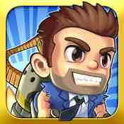 Jetpack Joyride, iPhone Action Games Free Download, iPhone Applications