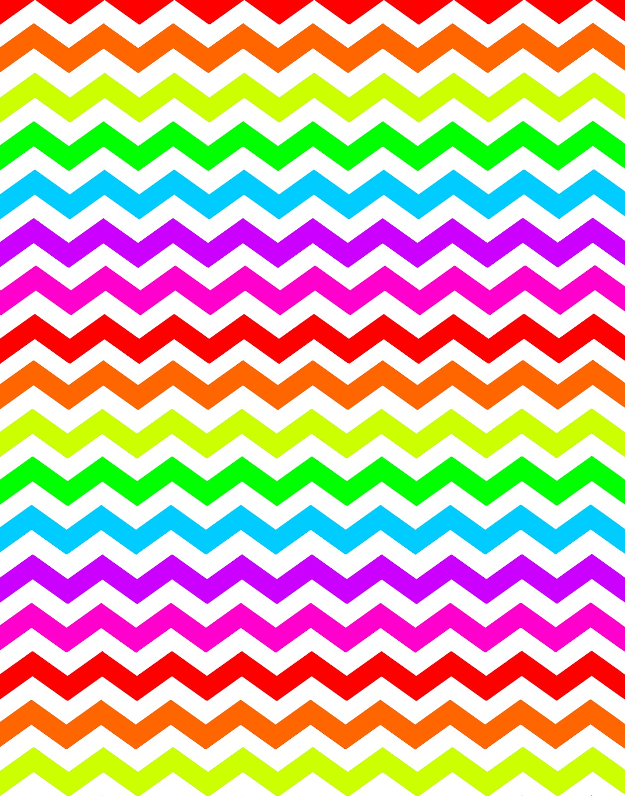rainbow chevron background -#main