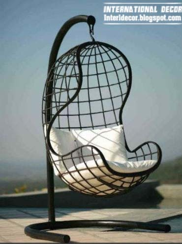 Outdoor Hanging Chair, Unique Hanging Chairs 2014