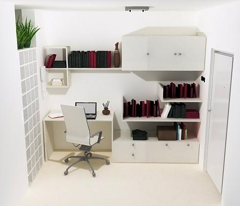 Proyectistas c y v dise o de escritorio biblioteca - Disenos de escritorios ...
