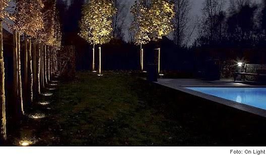 iluminacao embutida jardim ? Doitri.com