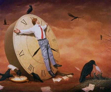 Ο χρόνος μου είναι λίγος