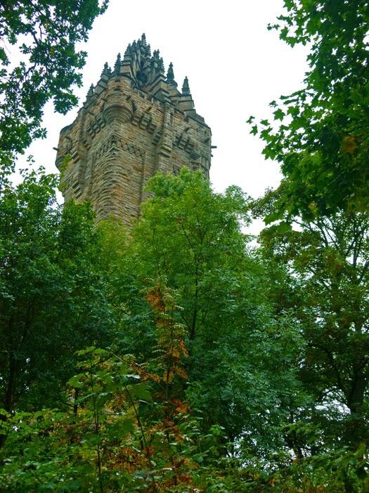 National Wallace Monument, Victorian memorials, Scotland