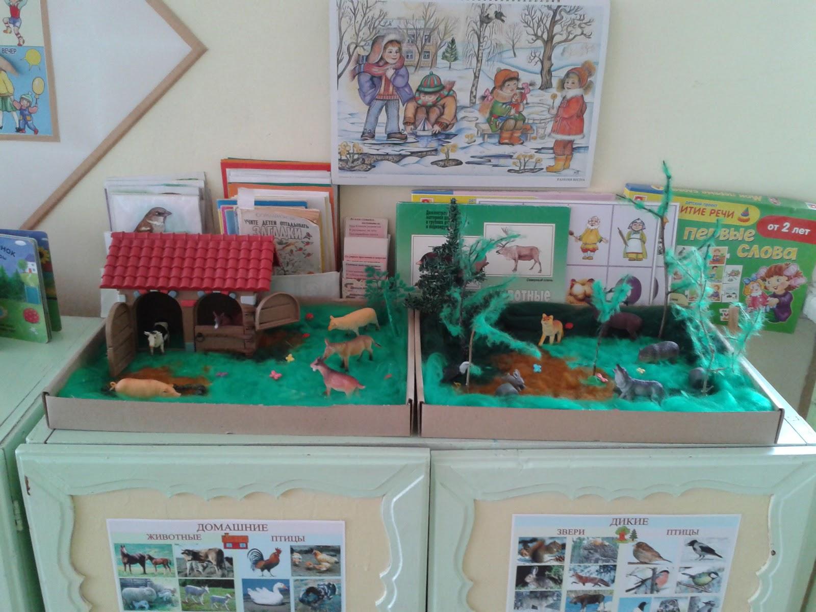 Макет фермы своими руками для детского сада 57