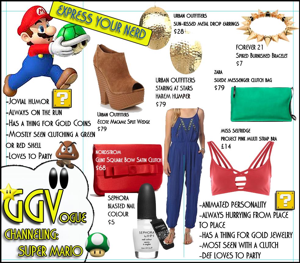 Fashion Gamer Girl