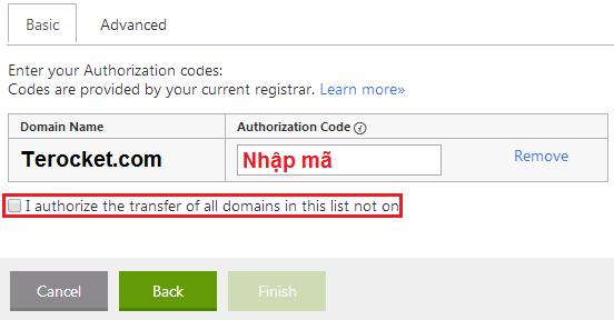 Cách transfer domain về GoDaddy với 5 bước dễ dàng