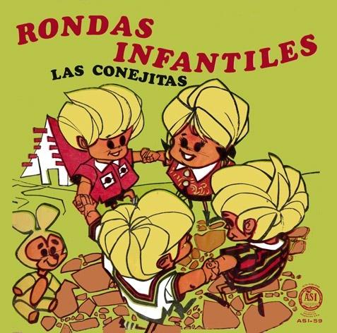 CANTO POPULAR: LAS CONEJITAS - RONDAS INFANTILES