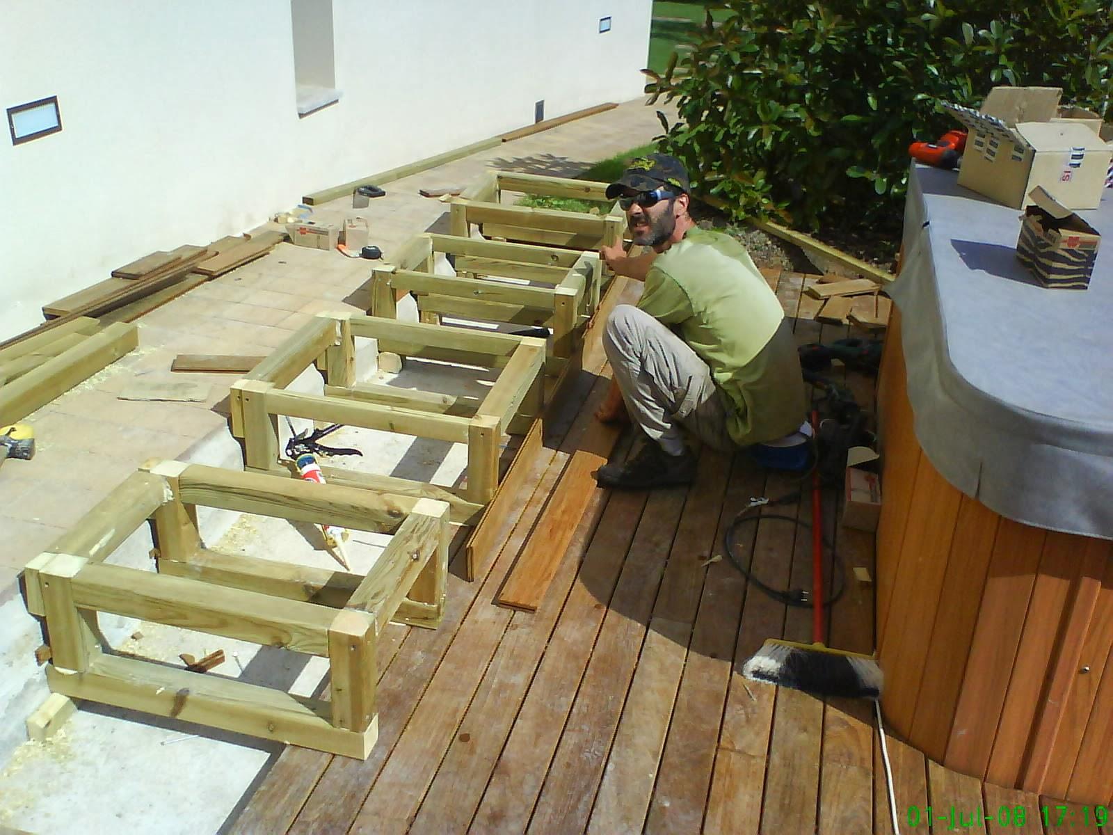 Errce dise o madera jacuzzi exterior sin cobertura for Jacuzzi exterior madera