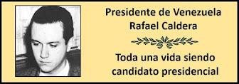 Fotos del Presidente Rafael Caldera