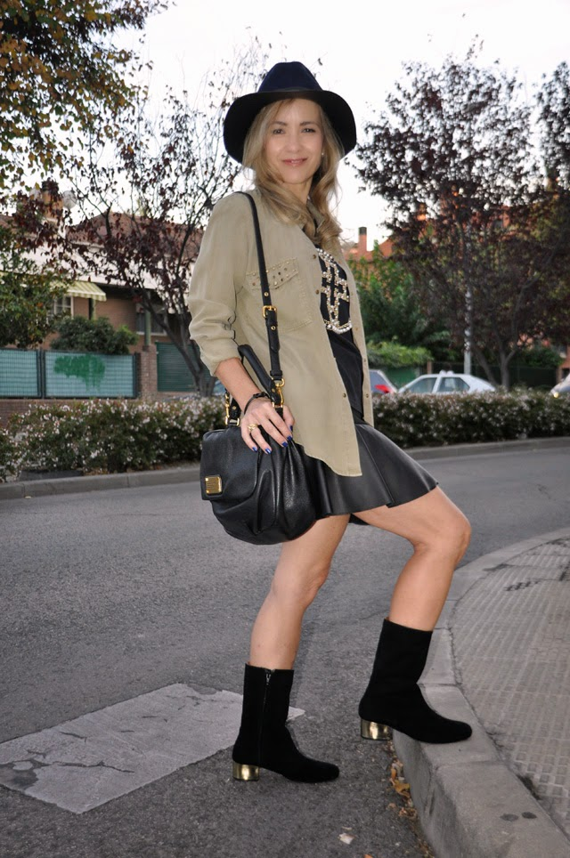 como combinar tendencias de otoño   fall trends