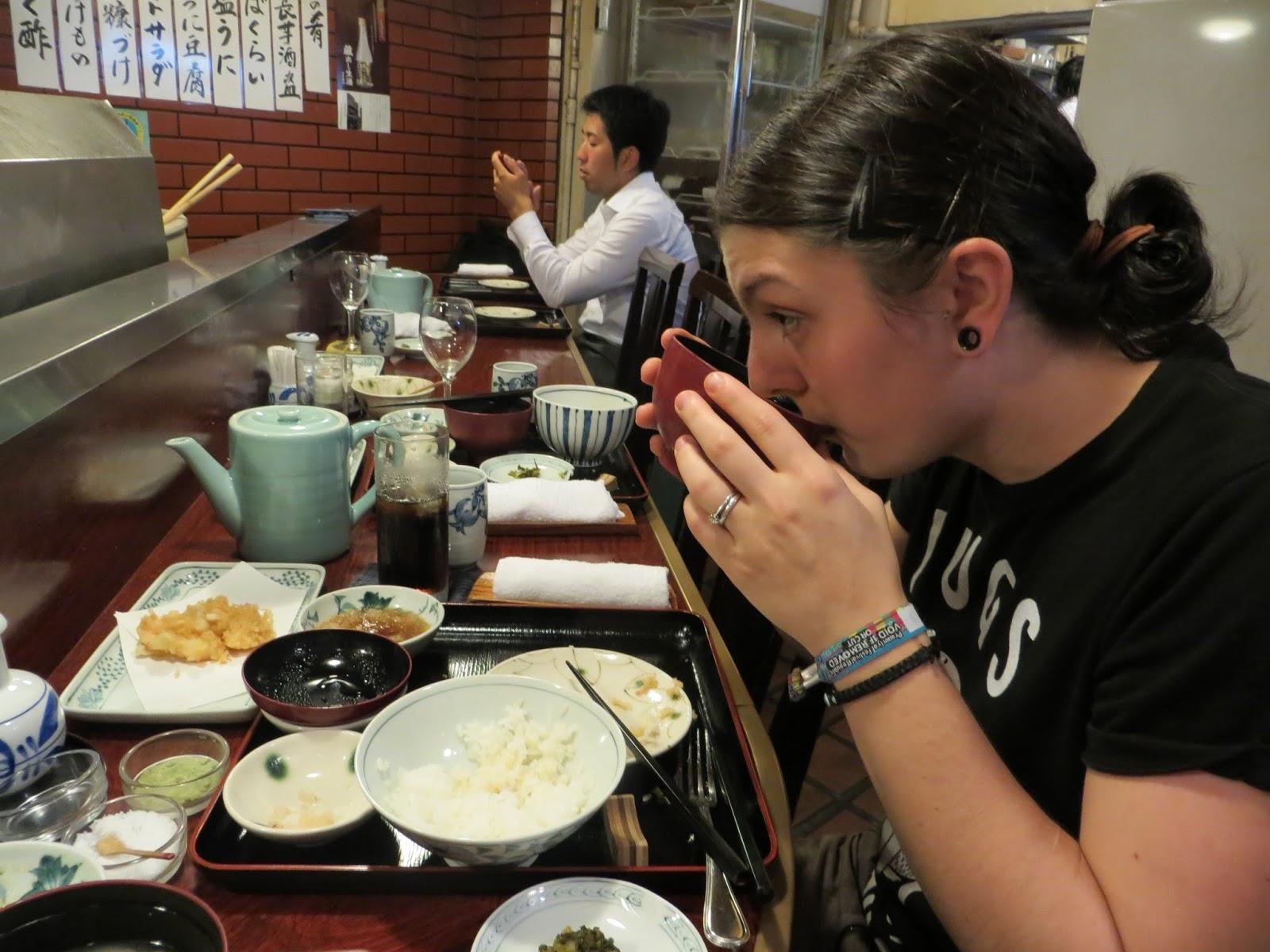 Tempura, must do tokyo, Japan