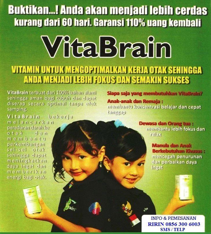 Vitabrain Vitamin Otak