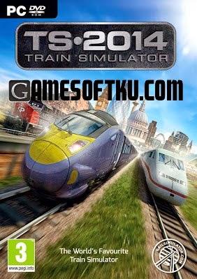 Download Game Train Simulator 2014 Singel Link + Crack Full Version Free