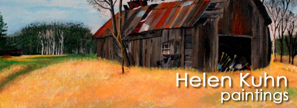 Helen Kuhn Paintings