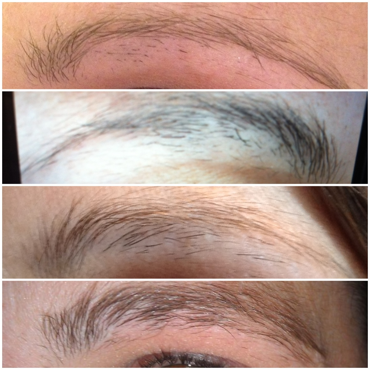Back To Eyebrows Again Yvonne Moss