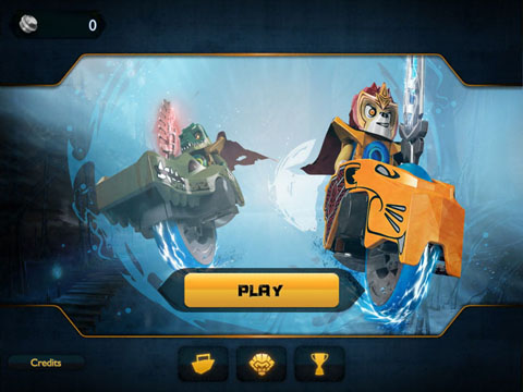 LEGO Legends of Chima: Speedorz Free App Game By Warner Bros.