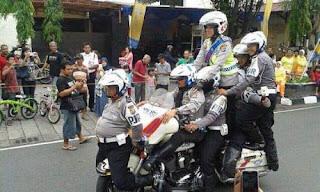 aksi polisi