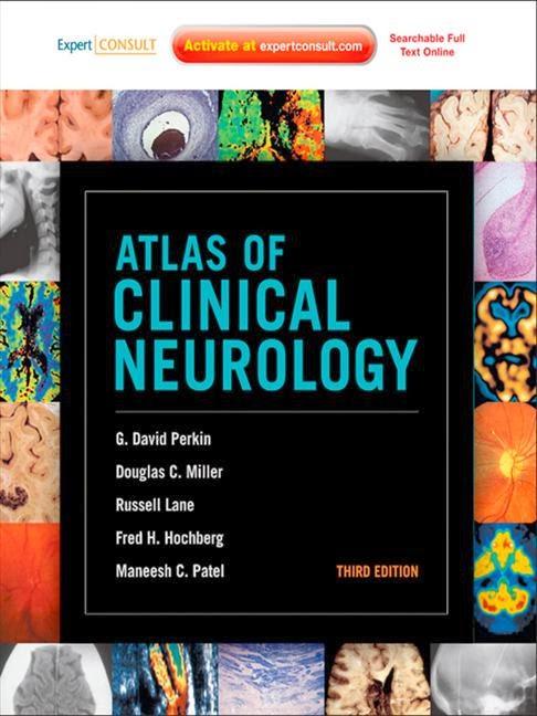 David Perkin, Atlas Thần kinh học lâm sàng 3e