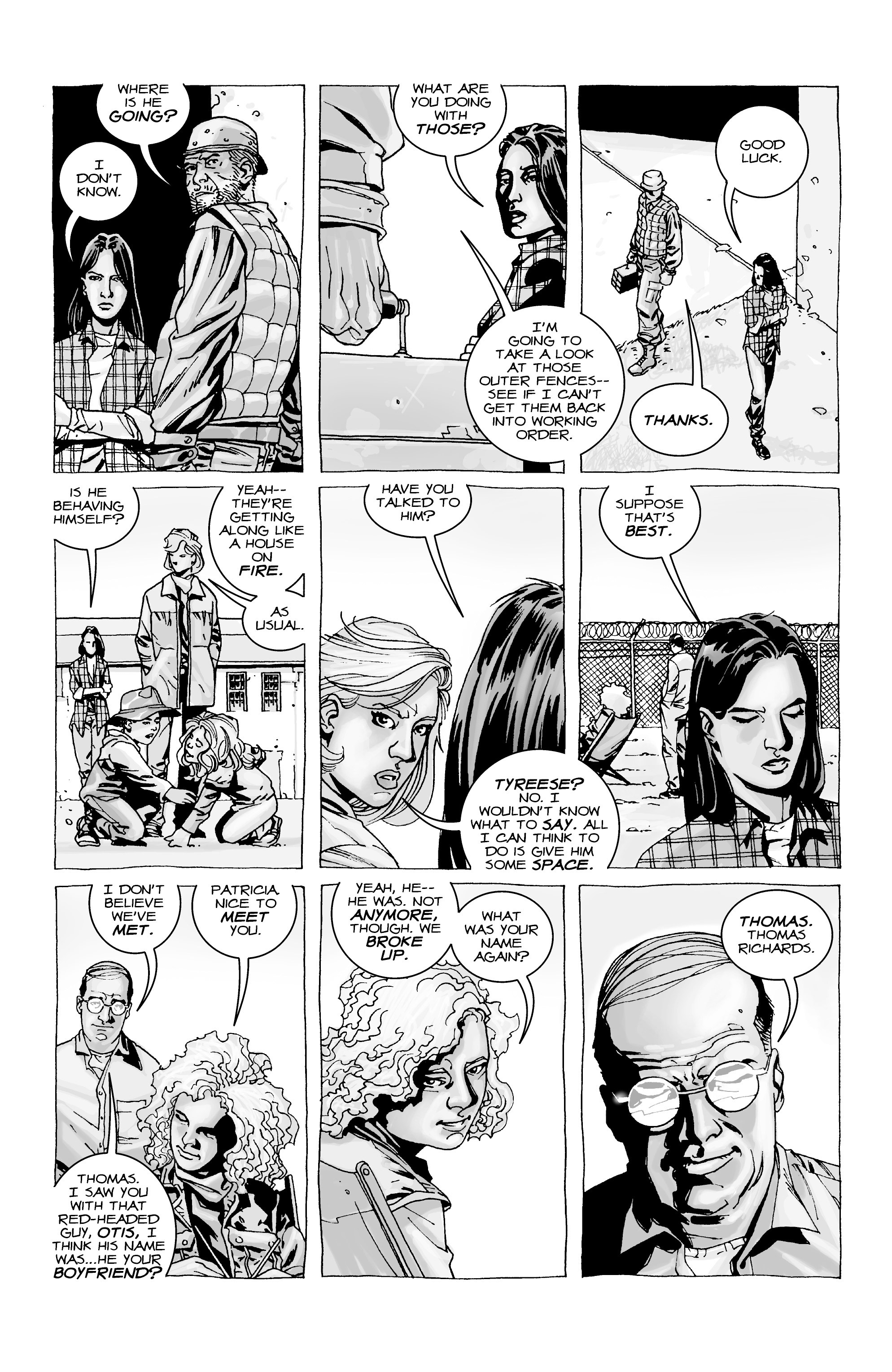 The Walking Dead Issue #15 Page 11