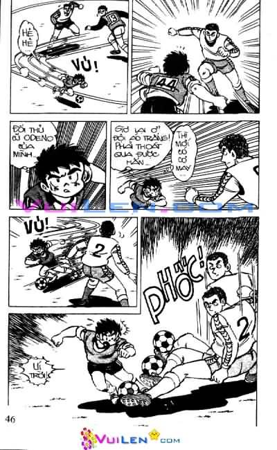 Jindodinho - Đường Dẫn Đến Khung Thành III  Tập 13 page 46 Congtruyen24h