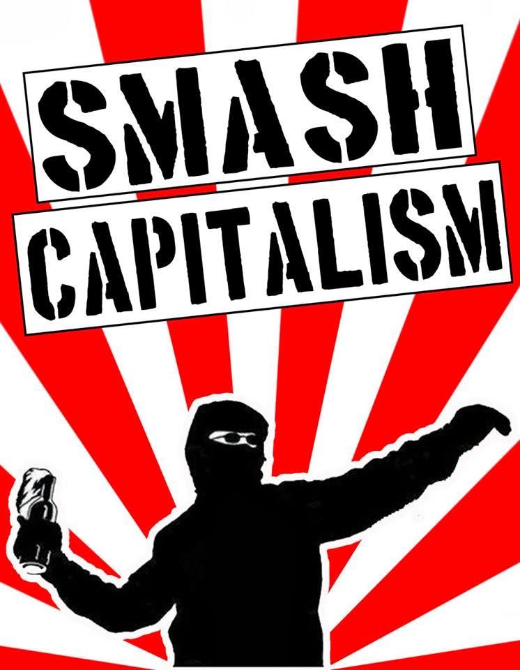 Смрт капитализму!