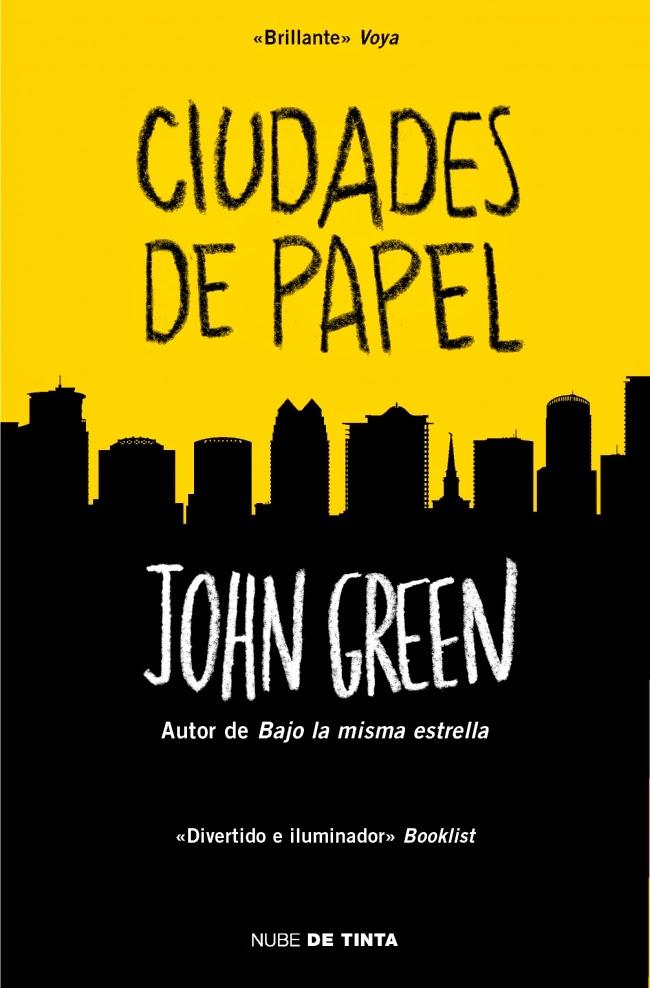Reseña: Ciudades de papel - John Green