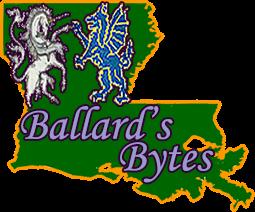 Ballard's Bytes Blog