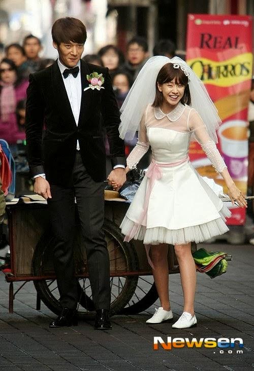 Song Ji Hyo ve Choi Jin Hyuk �Emergency Man and Woman� �ekimlerinde G�r�nt�lendi /// 04 Ocak 2014
