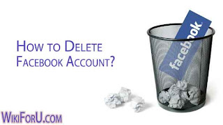 Delete Facebook Profile